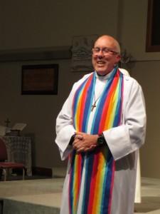 Update on Rev Steve Thompson